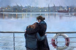 The Passage by Kevin Day -  sized 36x24 inches. Available from Whitewall Galleries